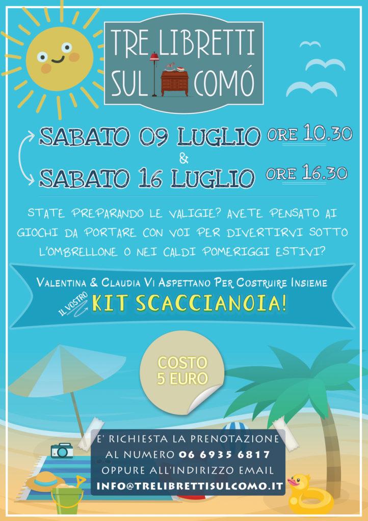 Kit Scaccianoia